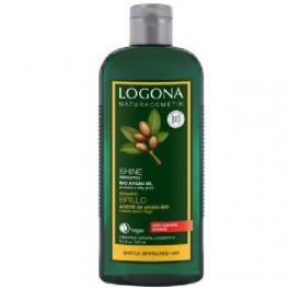 LOGONA CHAMPU BRILLO  ARGAN 250ML
