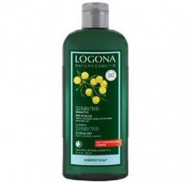 LOGONA CHAMPU SENSITIVE ACACIA 250ML