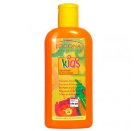 LOGONA CHAMPU & GEL DUCHA KIDS 200ML