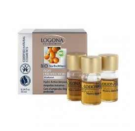 LOGONA AMPOLLAS TRATANTES AGE PROTECTION 4x2,5ML