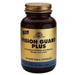 SOLGAR VISION GUARD PLUS 60CAP