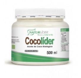 NATURLIDER ACEITE DE COCO COCOLIDER BIO 500ML