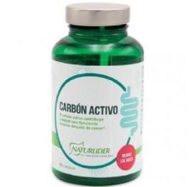 NATURLIDER CARBON ACTIVO VEGETAL 500MG 90VCAPS
