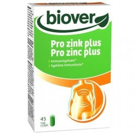 BIOVER PROZINK PLUS 50COMP