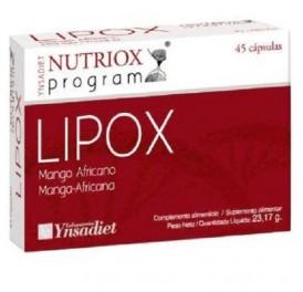 NUTRIOX LIPOX MANGO AFRICANO 45CAP