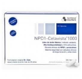 CELAVISTA NPD1 DHA 1000MG 120CAP