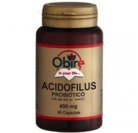 OBIRE ACIDOPHILUS 400MG 90CAP