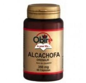 OBIRE ALCACHOFA 350MG 60CAP