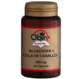 OBIRE ALCACHOFA+COLA CABALLO 60CAP