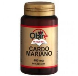 OBIRE CARDO MARIANO 400MG 60CAP
