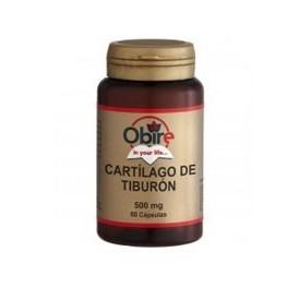OBIRE CARTILAGO TIBURON 60CAP