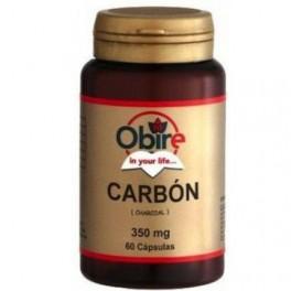 OBIRE CARBON ACTIVADO 250MG 60CAP