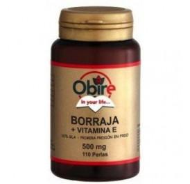 OBIRE BORRAJA 710MG 110PERLAS