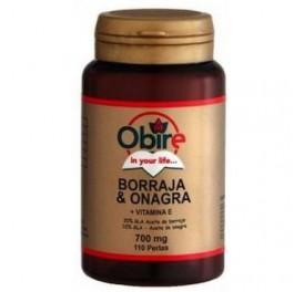 OBIRE BORRAJA+ONAGRA 110PERLAS