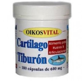 OIKOS CARTILAGO TIBURON 180CAP