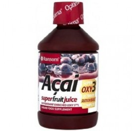 OPTIMA HEALTH ZUMO AÇAI 500ML
