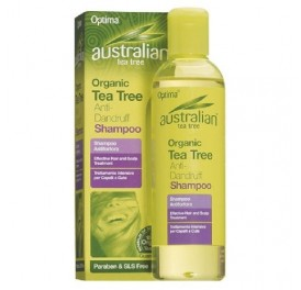 OPTIMA HEALTH CHAMPU TE TREE 250ML