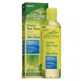 OPTIMA HEALTH GEL DUCHA TE TREE 250ML