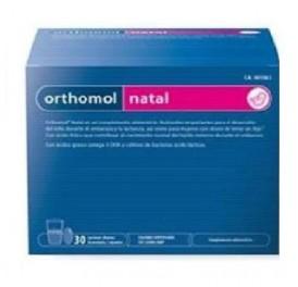 ORTHOMOL NATAL 30 SOBRES + CAP