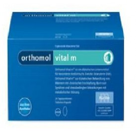 ORTHOMOL VITAL M 15 SOBRES/CAP