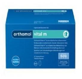ORTHOMOL VITAL M 30AMP