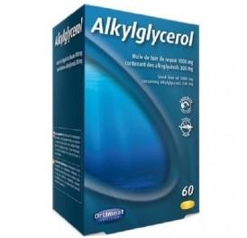 ORTHONAT ALKYLGLICEROL HIGADO TIBURON 60PERLAS
