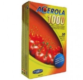 ORTHONAT ACEROLA 1000 30COMP