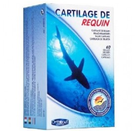 ORTHONAT CARTILAGO DE REQUIN 60CAP