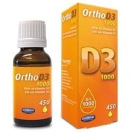ORTHONAT VIT. D3 1000UI 20ML