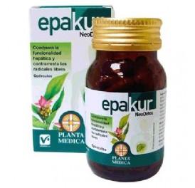 PLANTA MEDICA EPAKUR NEODETOX 50COMP