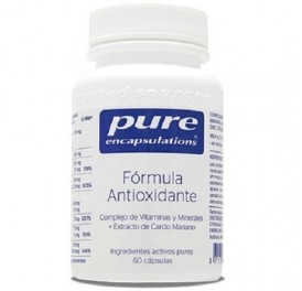 PURE ENCAPSULATIONS FORMULA ANTIOXIDANTE 60CAP