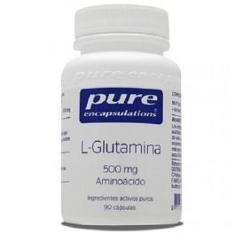 PURE ENCAPSULATIONS L-GLUTAMINA 90CAP