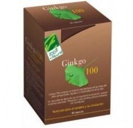 CIEN X CIEN NATURAL GINKGO 100 60CAP