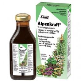 SALUS ALPENKRAFT JARABE S/A 250ML