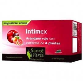 SANTE VERTE INTIMEX 7SOBRES