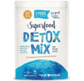 SFOODS EASY SMART DETOX MIX BOLSA 210GRS