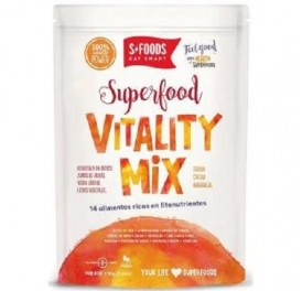 SFOODS EASY SMART VITALITY MIX BOLSA 210GRS