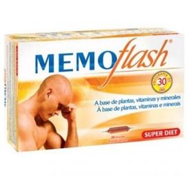 SUPER DIET MEMOFLASH 20AMP