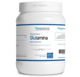 THERASCIENCE GLUTAMINA 400GRS