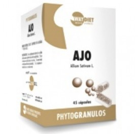 WAY DIET AJO PHYTOGRANULOS 45CAP