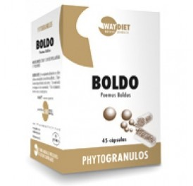 WAY DIET BOLDO PHYTOGRANULOS 45CAP
