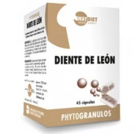 WAY DIET DIENTE DE LEON PHYTOGRANULOS 45CAP