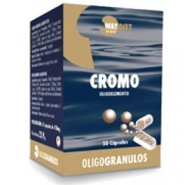 WAY DIET CROMO OLIGOGRANULOS 45CAP