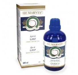 MARNYS ACEITE COCO CORPORAL 100ML