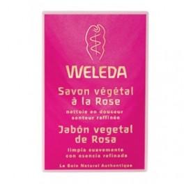 WELEDA JABON ROSAS 100G