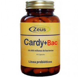 ZEUS CARDIO BAC 30CAP