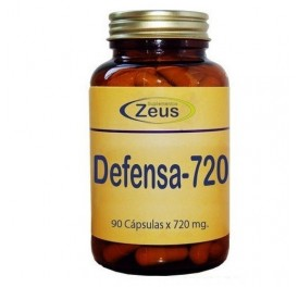 ZEUS DEFENSA 720MG 90CAP