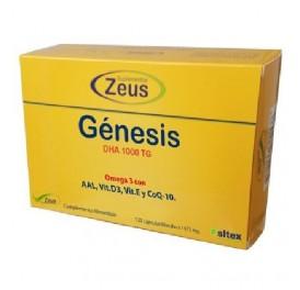 ZEUS GENESIS DHA TG 1000 OMEGA 3 120CAP