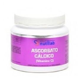 NUTILAB ASCORBATO CALCICO POLVO 250GRS