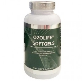 NUTILAB OZOLIFE SOFTGELS 60PERLAS